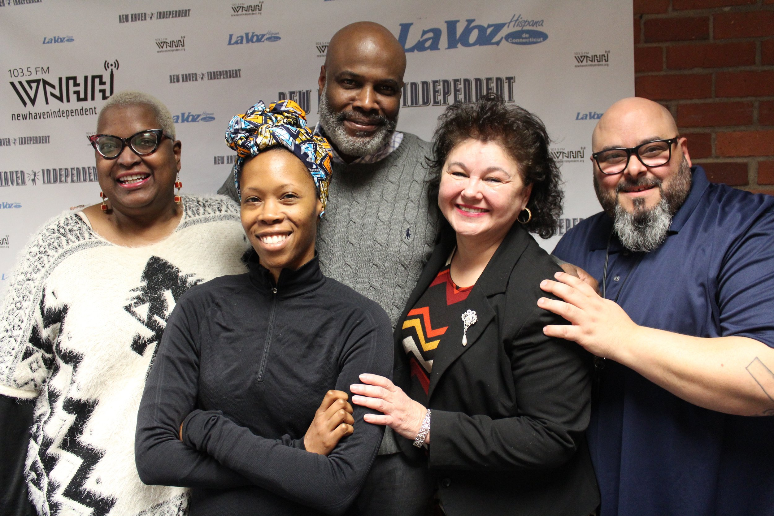 Babz Rawls-Ivy, Markeshia Ricks, Norma Rodriguez-Reyes, Joe Ugly and Harry Droz look behind the latest headlines about the city's police department.