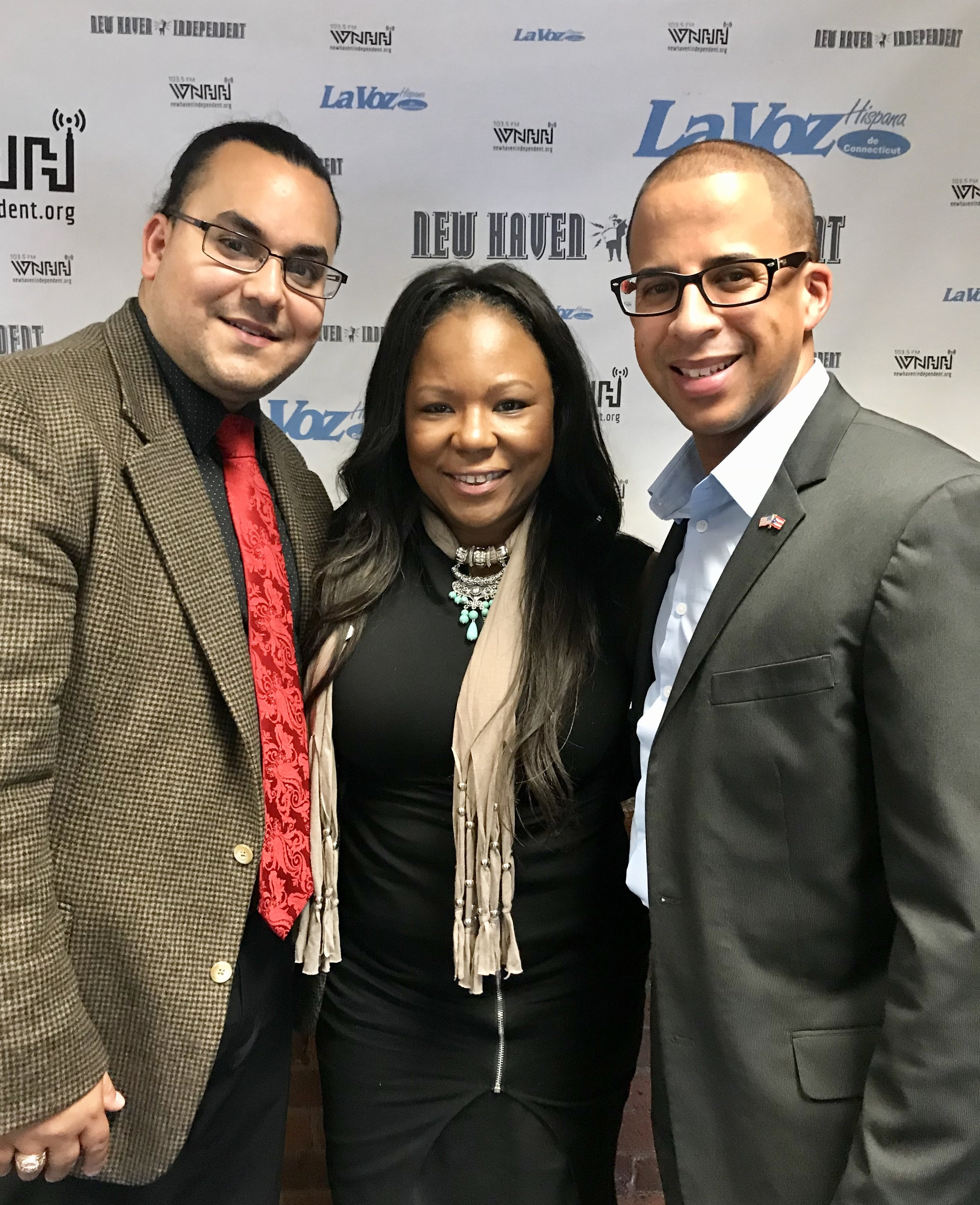 Host Alisa Bowens-Mercado speaks with Jhonathan Rivera (New Haven for Puerto Rico) and Jose Crespo (Alderman Ward 16). They talk about how New Haven is organizing to Help Puerto Rico!