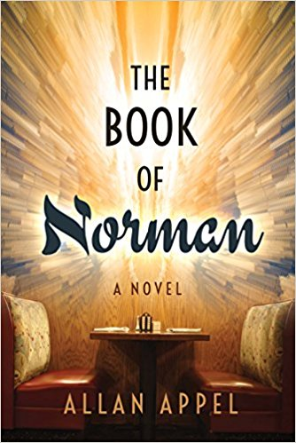 The Independent's Allan Appel discusses and reads from his wonderful new novel, The Book of Norman.