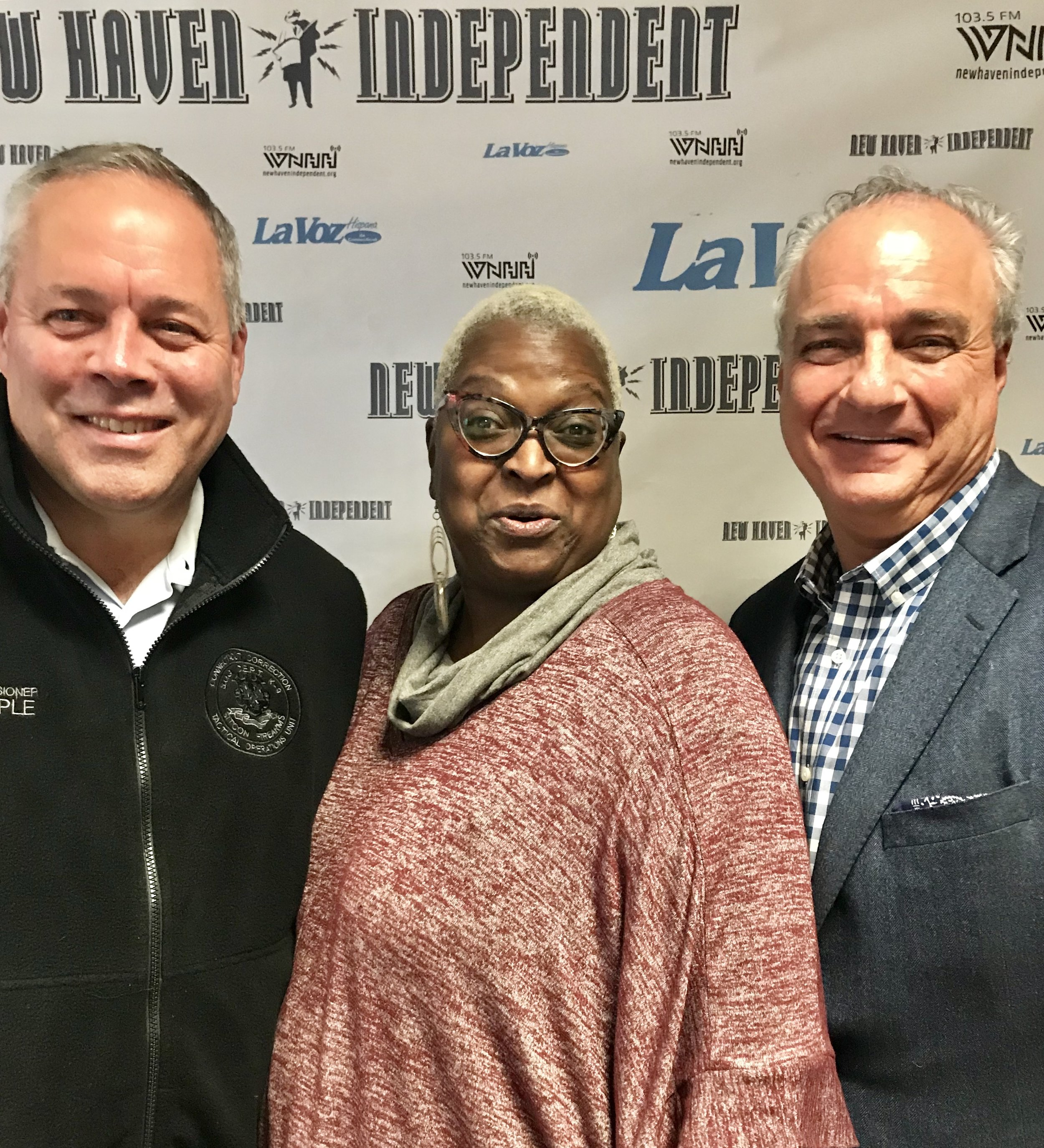 Host Babz Rawls-Ivy & Jeff Grant talk Corrections with Scott Semple, CT Commissioner of Corrections.