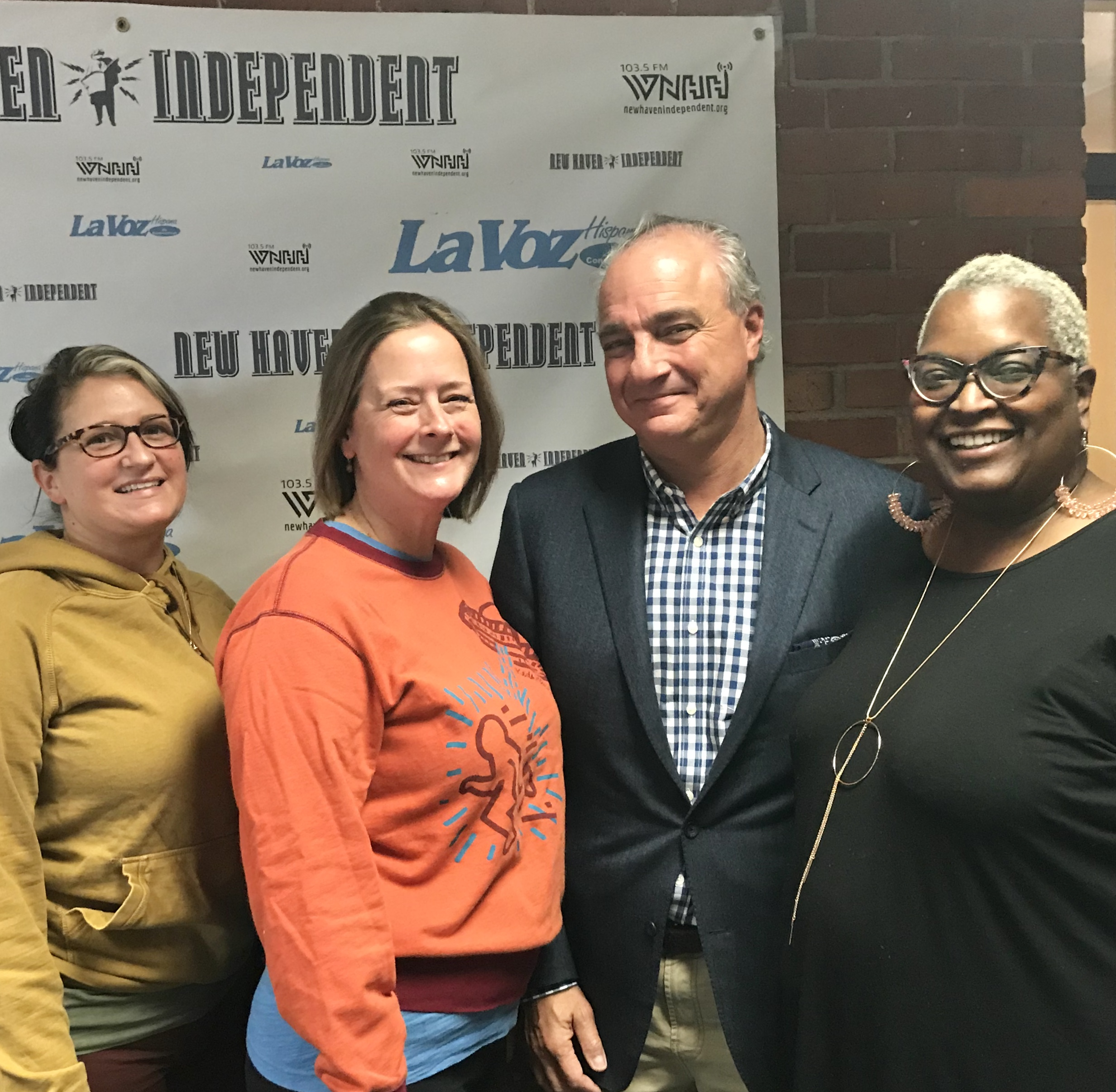 Host Babz Rawls-Ivy & Jeff Grant speak with Amy B. Smoyer, Assistant Professor of Social Work at Southern Connecticut State University and Jackie Lucibello, New Haven Women's Resettlement Work Group.