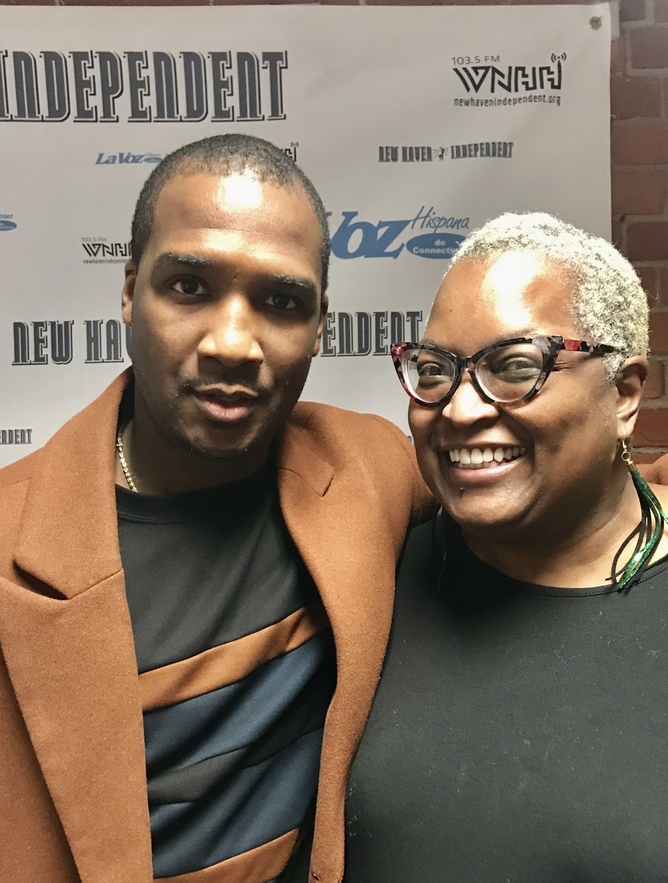 "Host Babz Rawls-Ivy has a conversation with Jerod Haynes, the lead actor in ""Native Son""."
