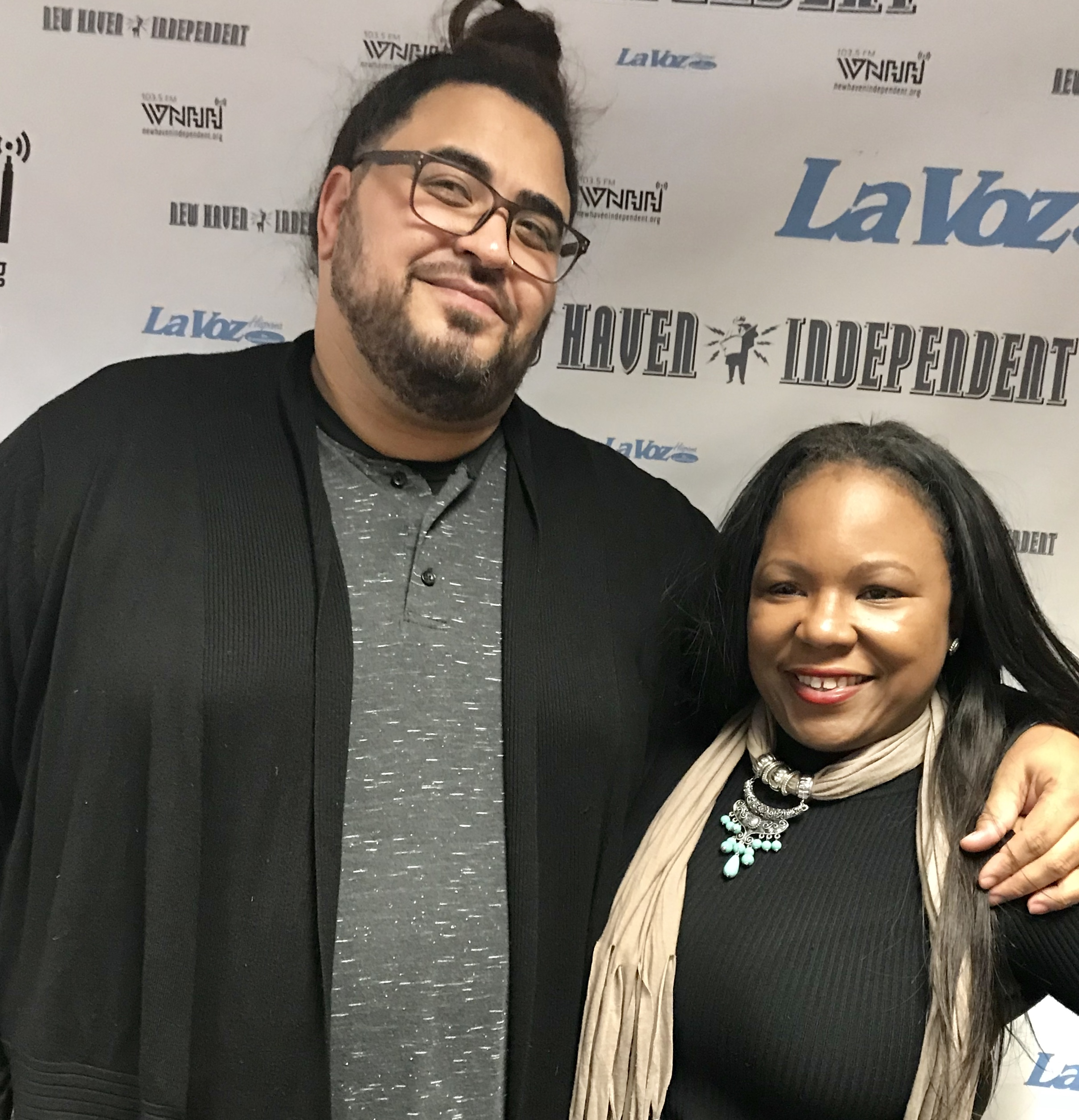 Host Alisa Bowen-Mercado talks with Julius LaVaughn Stone Jr. about current local and national, and try to get into the christmas spirit.