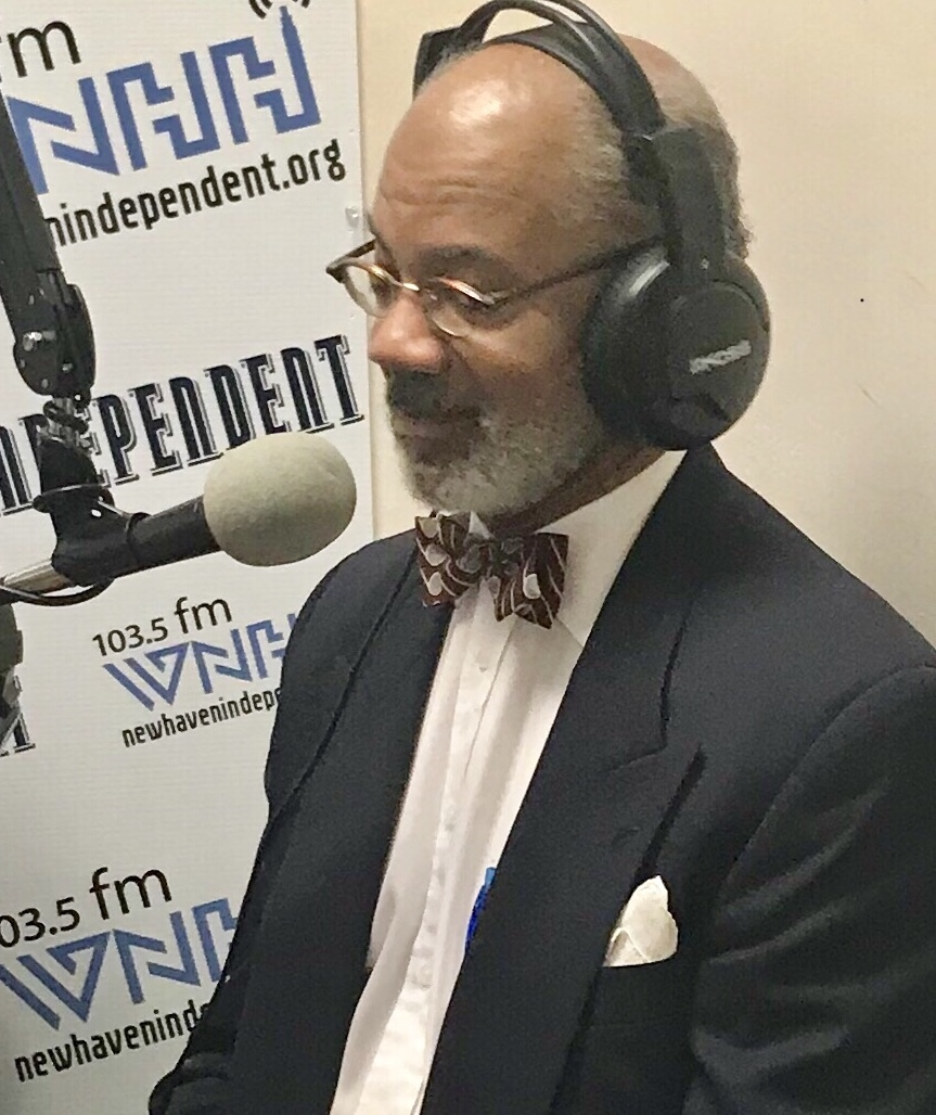 Host Tom Ficklin has a rich conversation about black history with Robert Gibson.