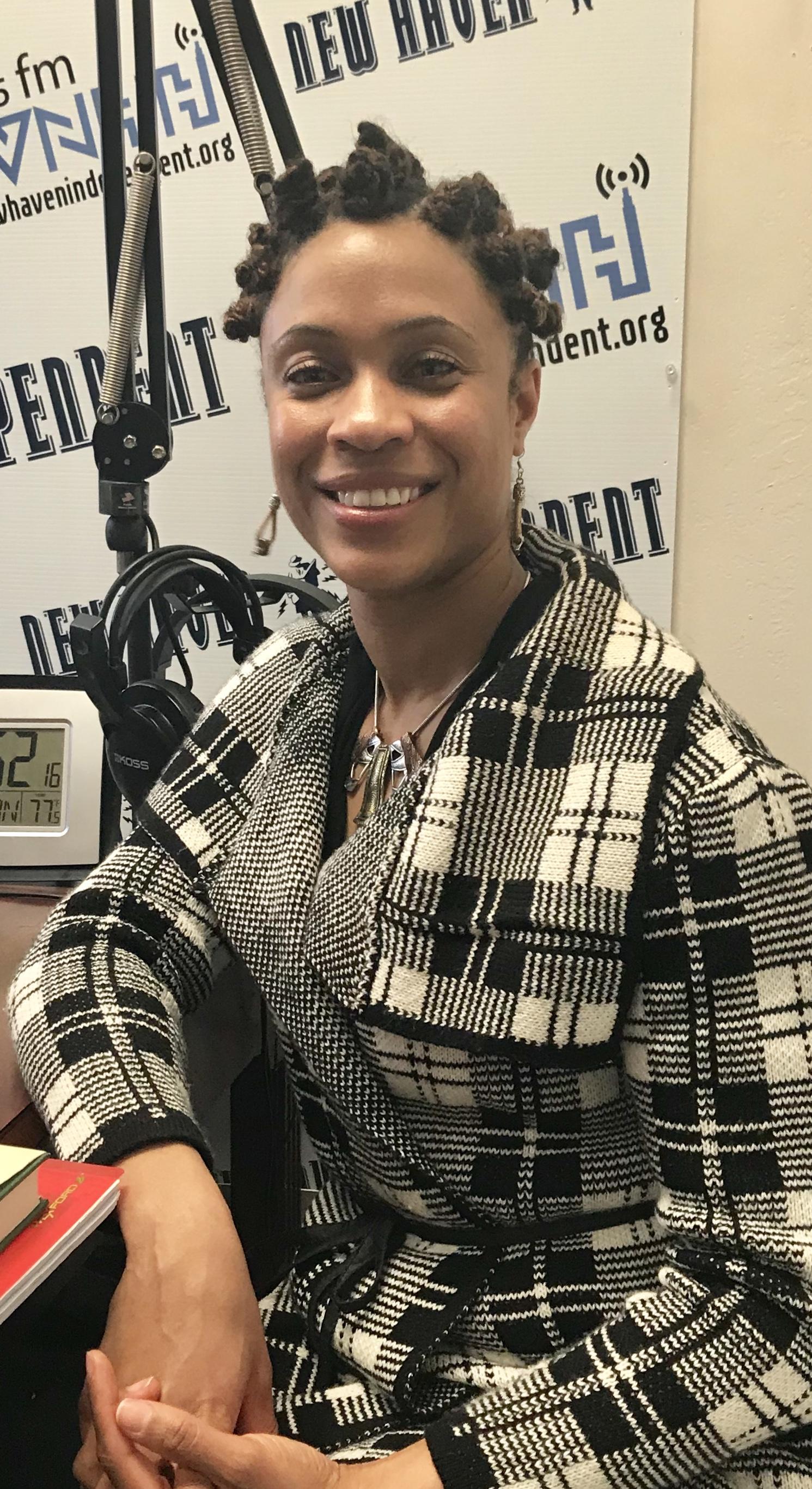 Host Tom Ficklin discusses Black History with Sasha Turner,Ph.D.