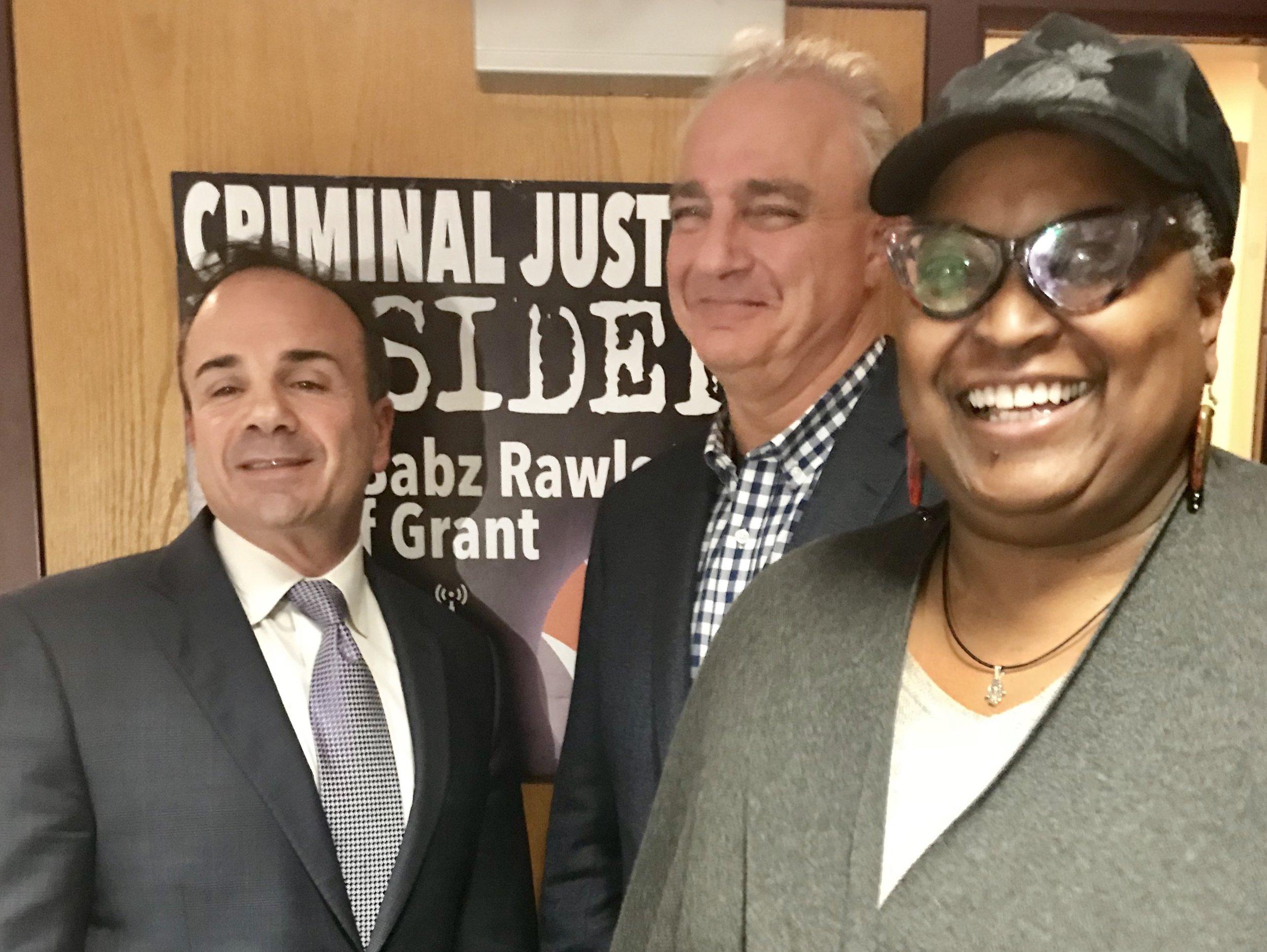 Host Babz Rawls-Ivy & Jeff Grant have a conversation with Bridgeport Mayor Joe Ganim.