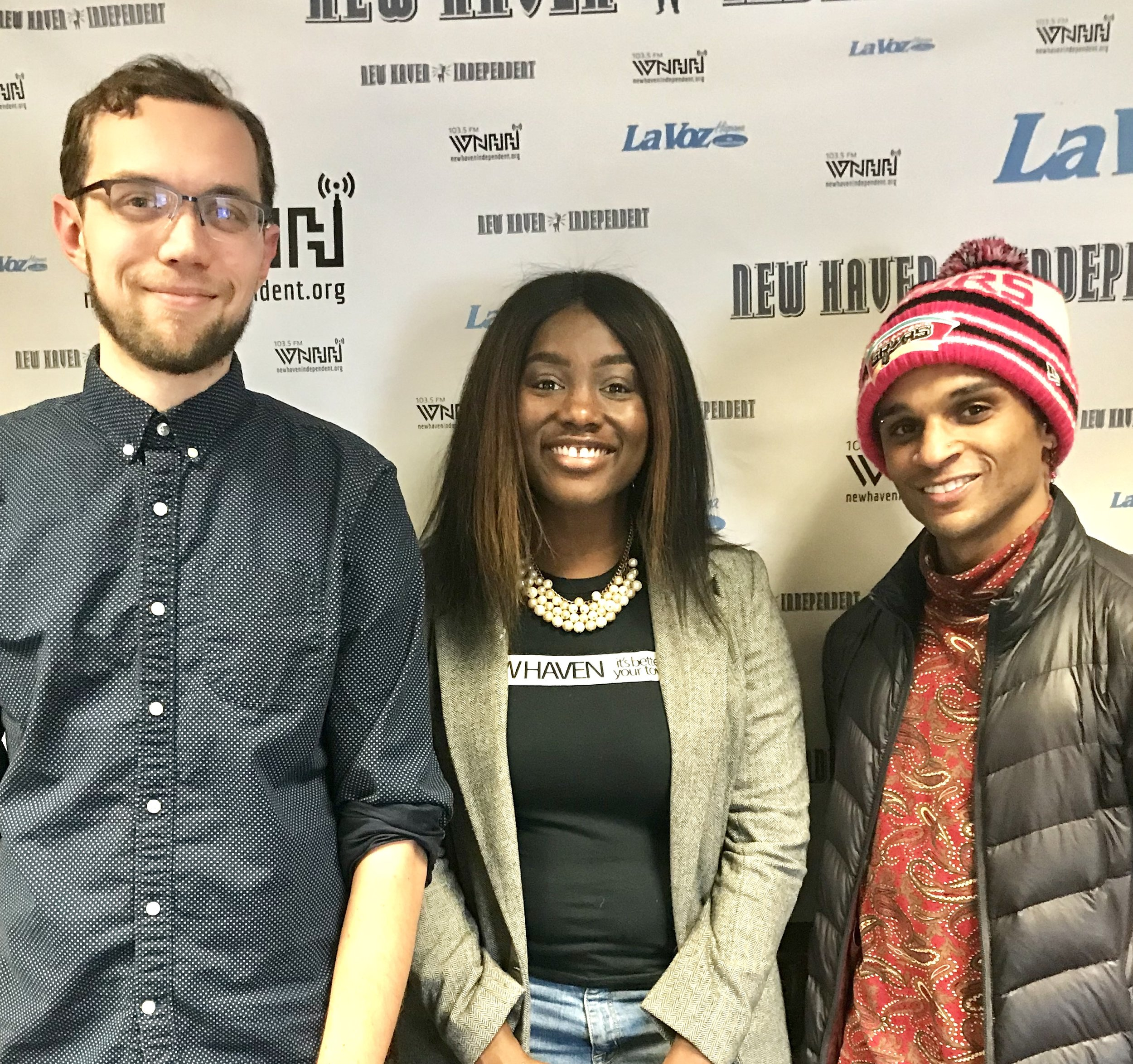 Host Mercy Quaye takes on Police Brutality with guest Chris Desir & Wally Hilke.