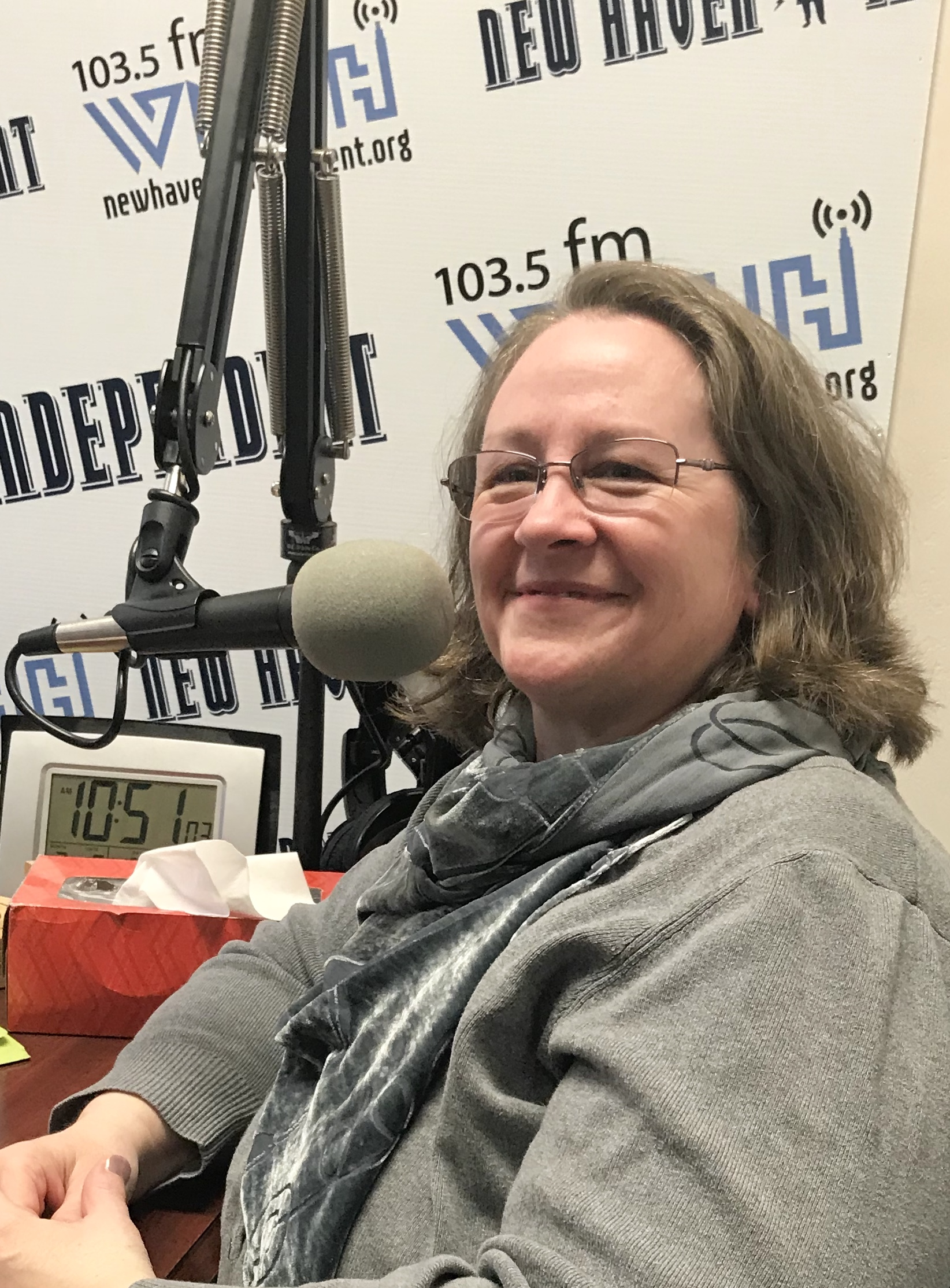 Host Tom Ficklin speaks with Lori Martin, Site Direct of Food Rescue US - New Haven. To find more information go to foodrescue.us/.