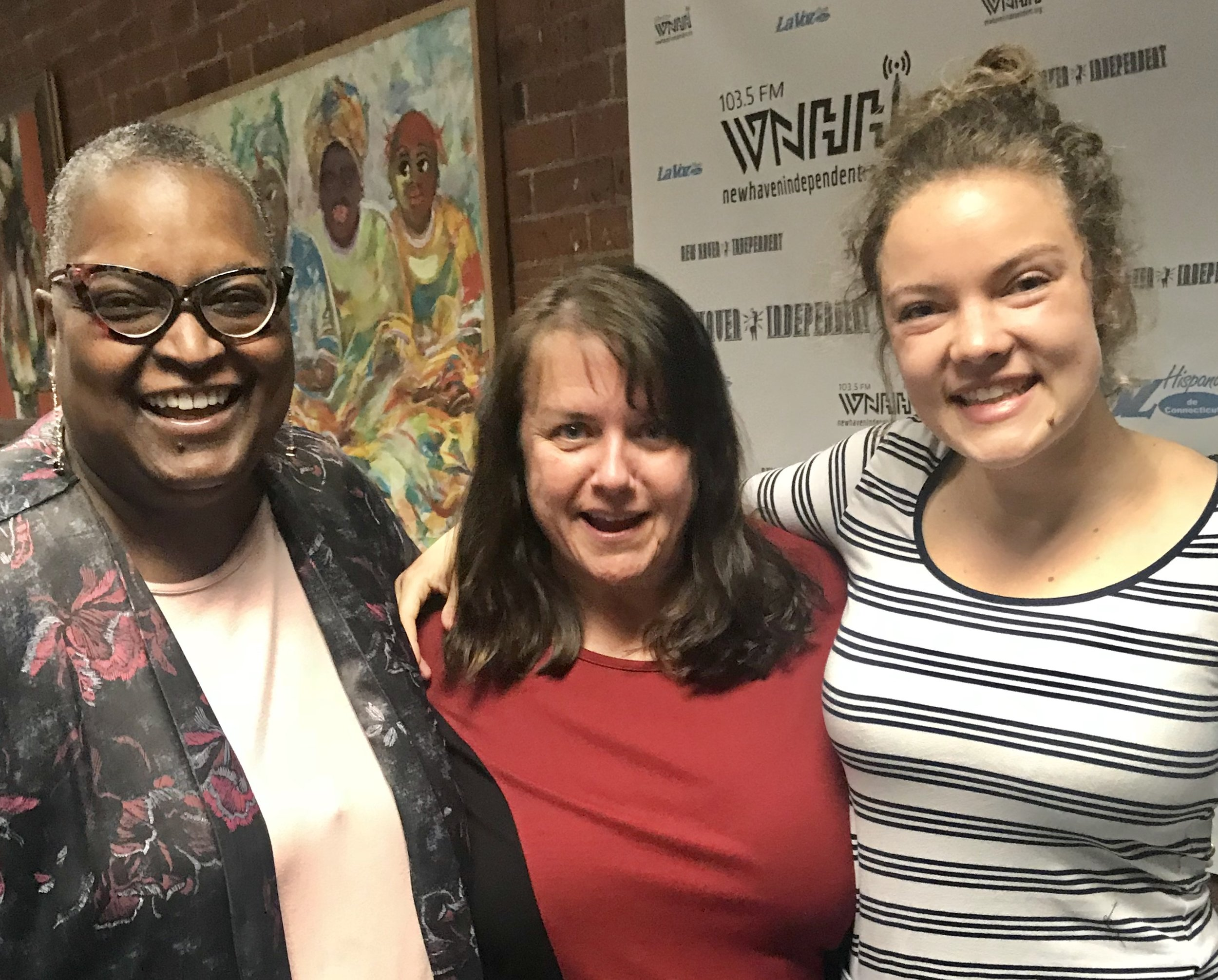 Host Babz Rawls-Ivy has a conversation with Linda Bergonzi-King and Rose Sulentic about the YSPH Film Series
