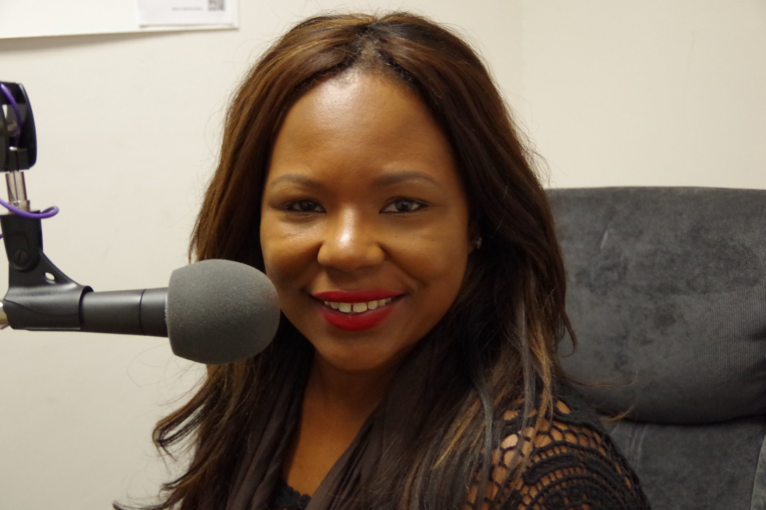 Listen to The Talk-Sip with Host Alisa Bowens-Mercado.