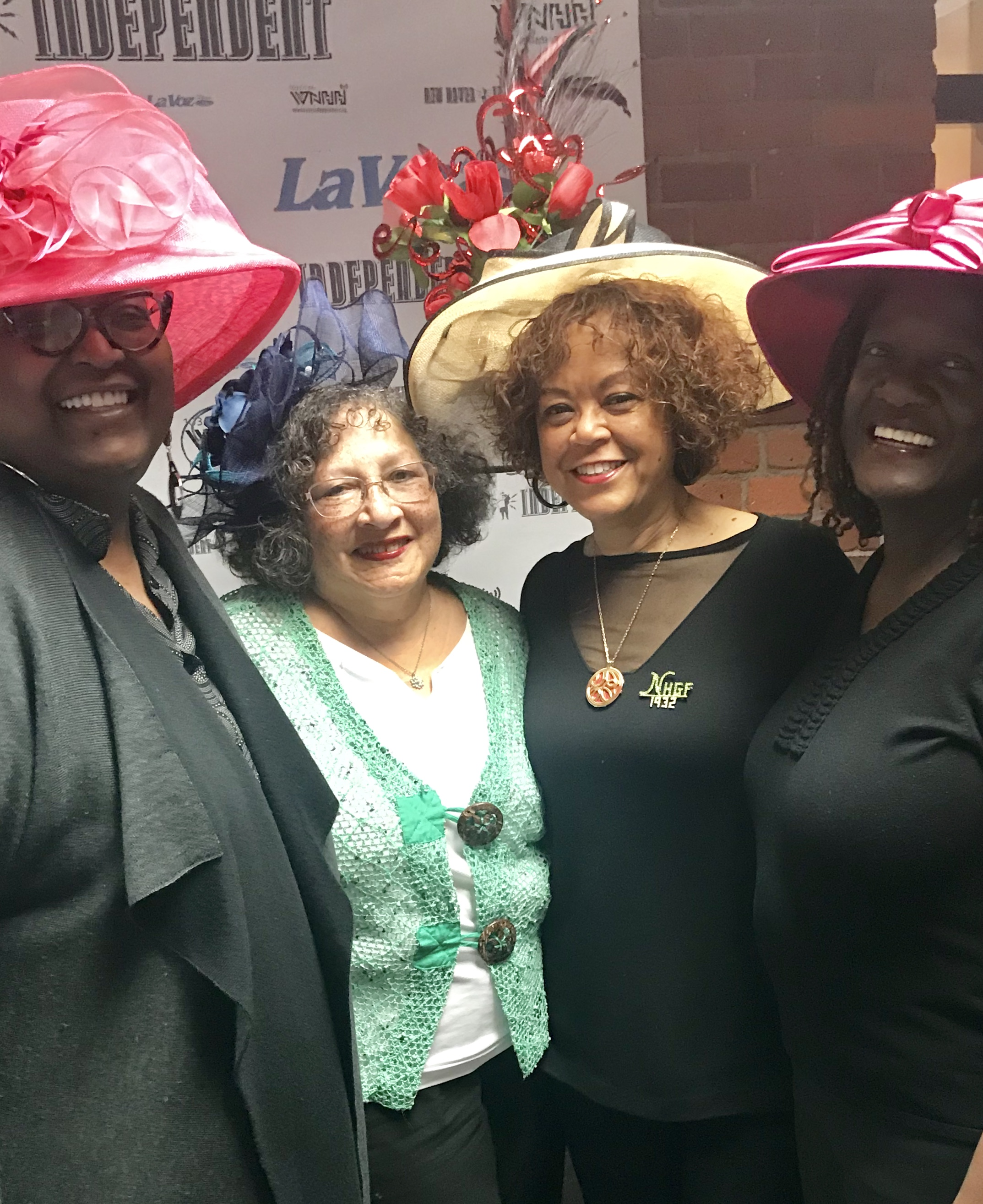 The Girl Friends Inc. GF Claudette Beamon, GF Gail Myatt and GF Jackie Randolph talk about the Kentucky Derby Luncheon May 5.