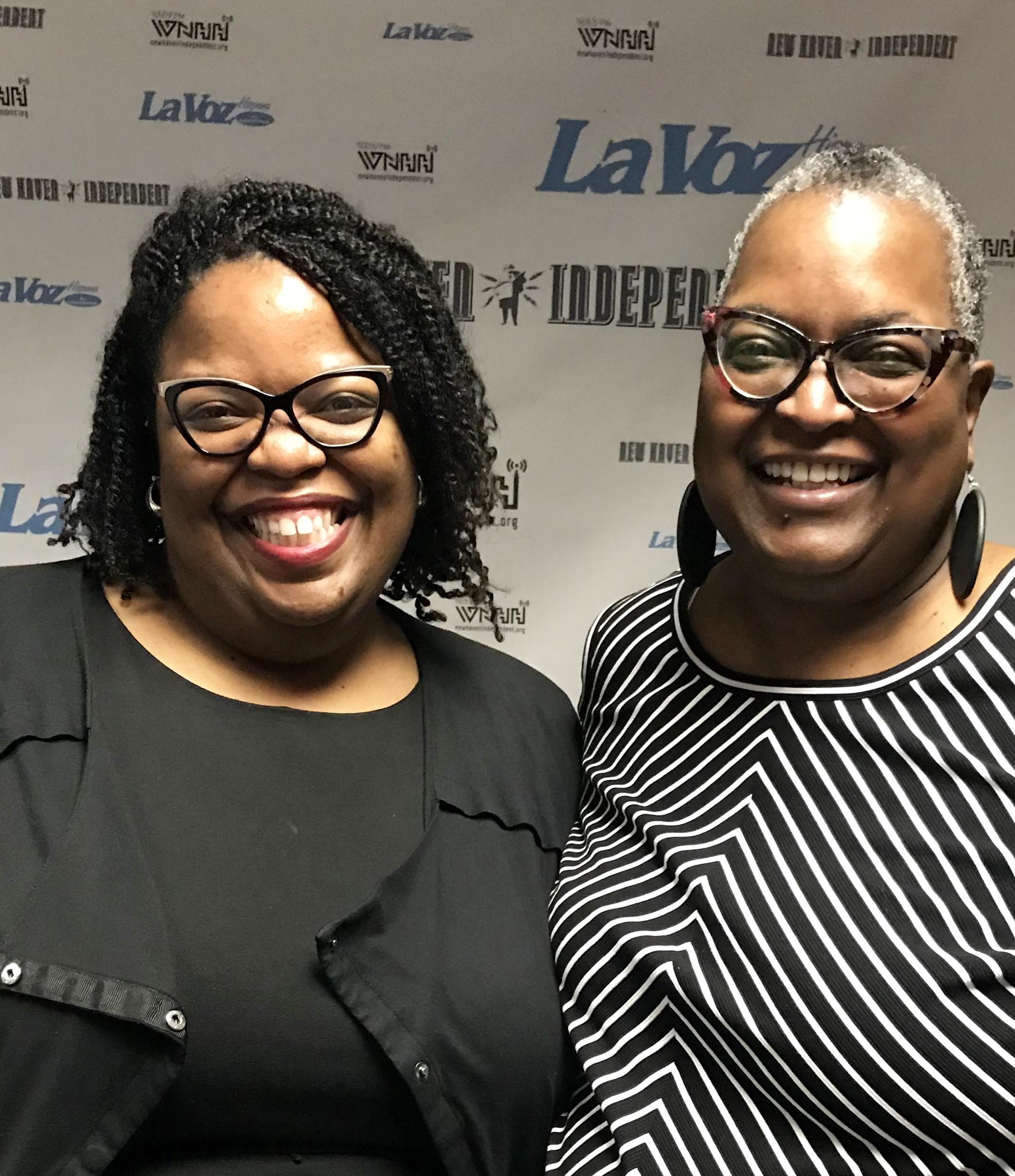 Babz Rawls-Ivy speaks withTekisha Dean Everette, Executive Director , Health Equity Solutions.