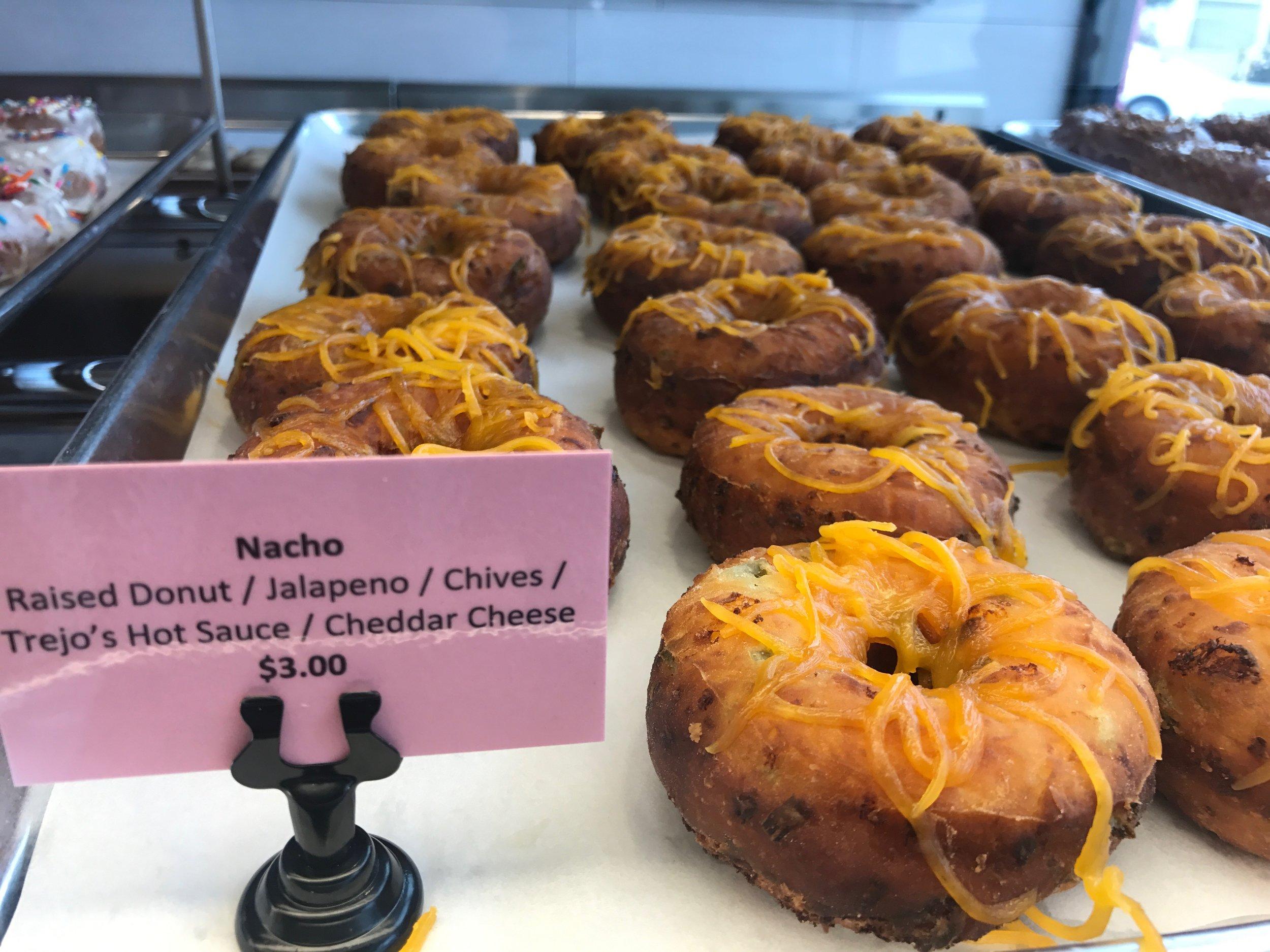 nacho donuts