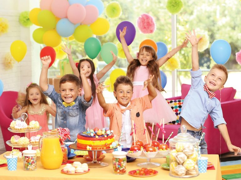 Birthday Parties -