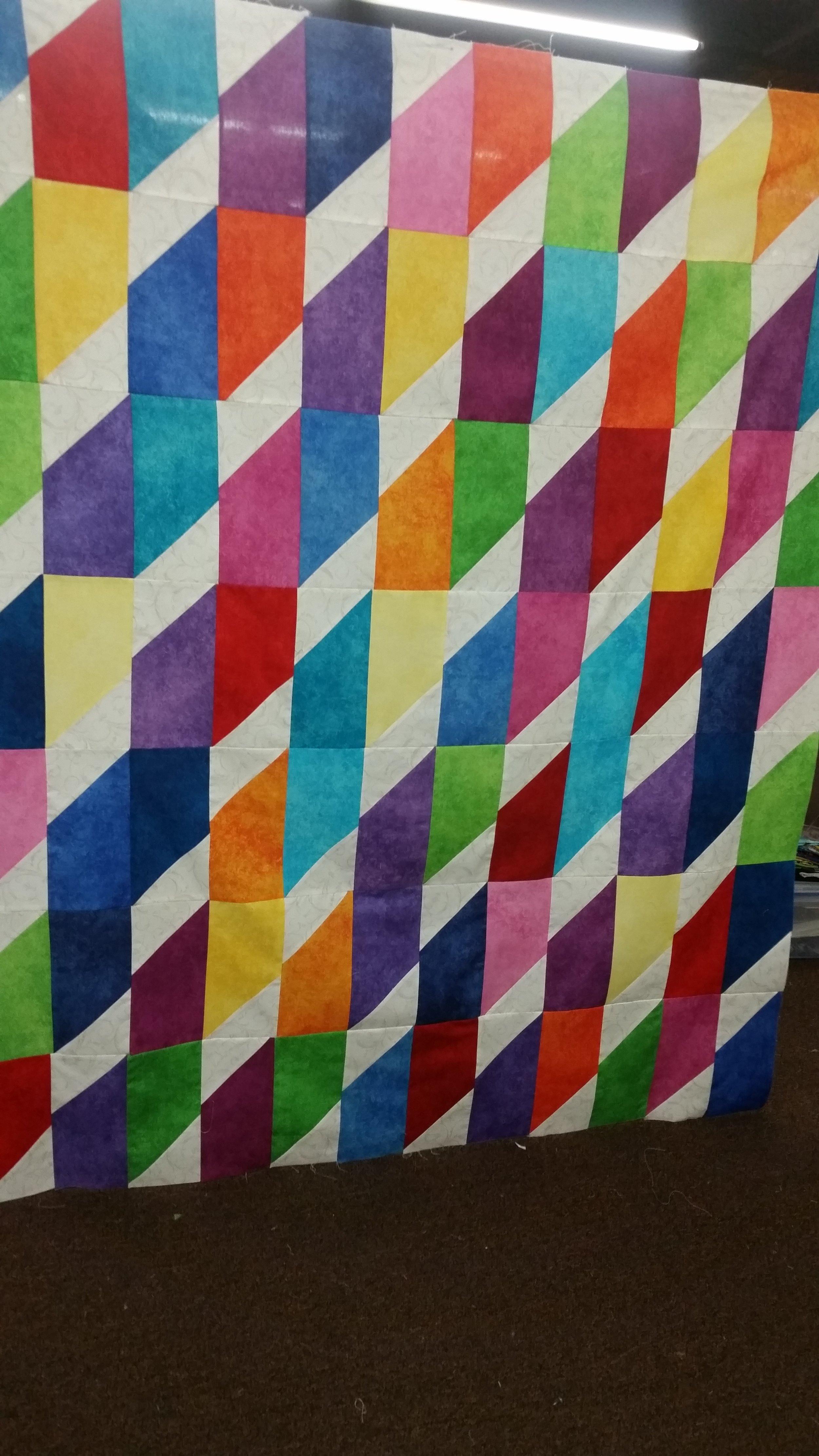Debbie Johnsen's Mystery Quilt