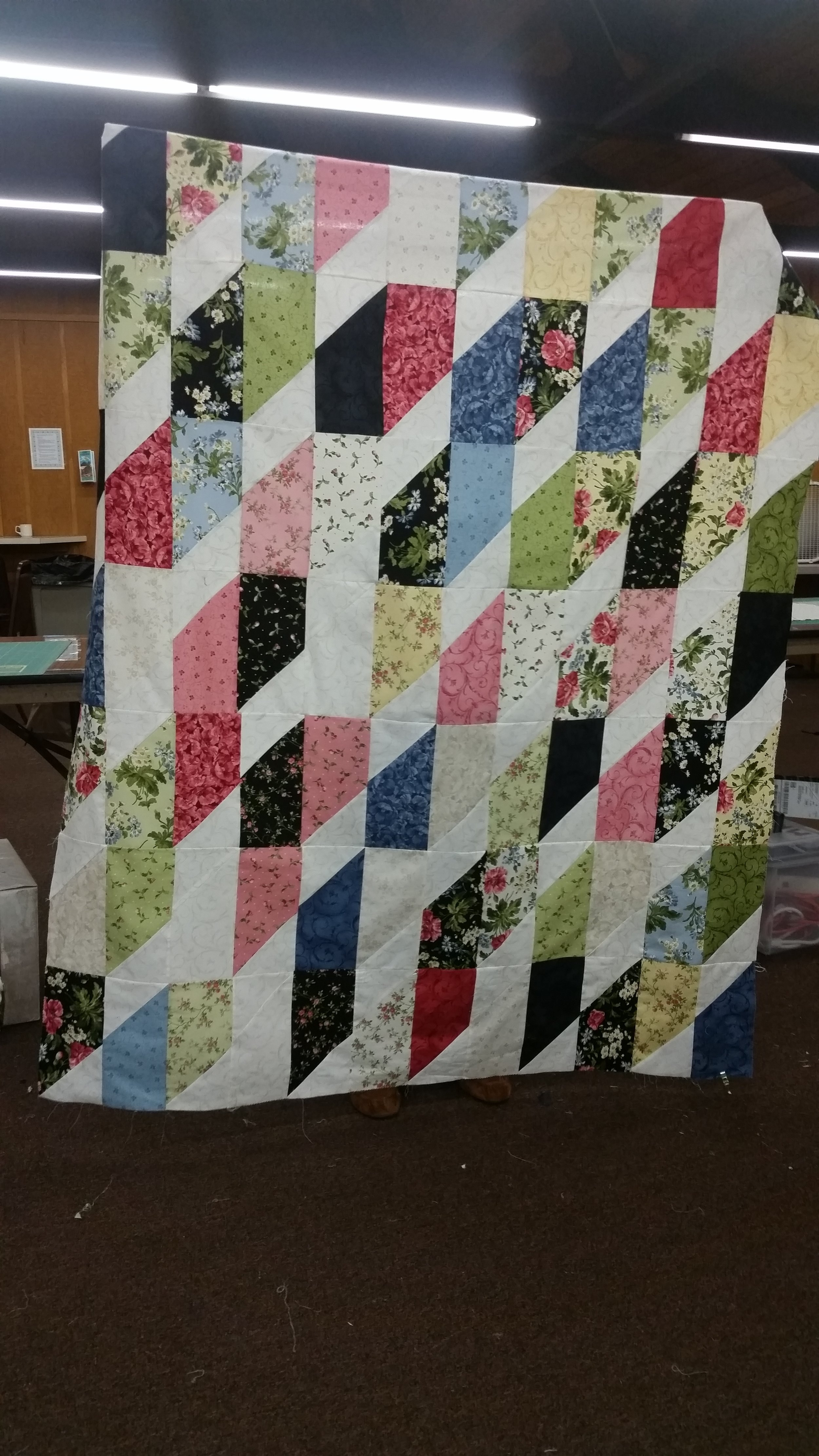 Jan Lindquist's Mystery Quilt