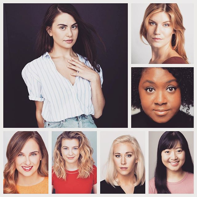 Introducing the Lady Jean Ladies: here's your first look at South Florida's most EXCLUSIVE Horse Club. You can't hang if you can't ride. Clop clop sweetie. Stay tuned for more ;) 🌸🦄💋 #chicagotheatre #theatre #chicago #exit63theatre #horsegirls
