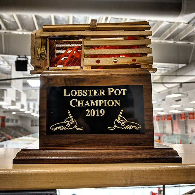 And that's a wrap on Lobster Pot 2019! A big thanks to everyone involved for making it another successful year. #lobsterpothockey