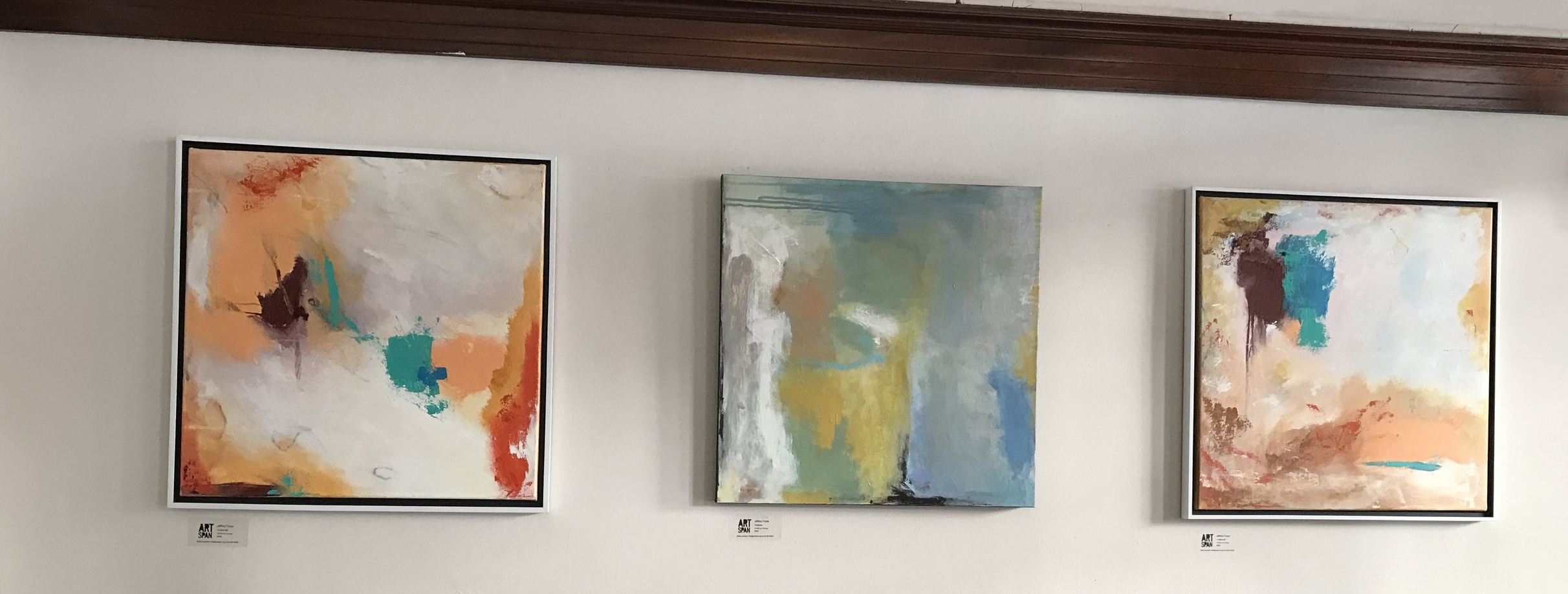 Group Show at Mosser Hotel (2017)