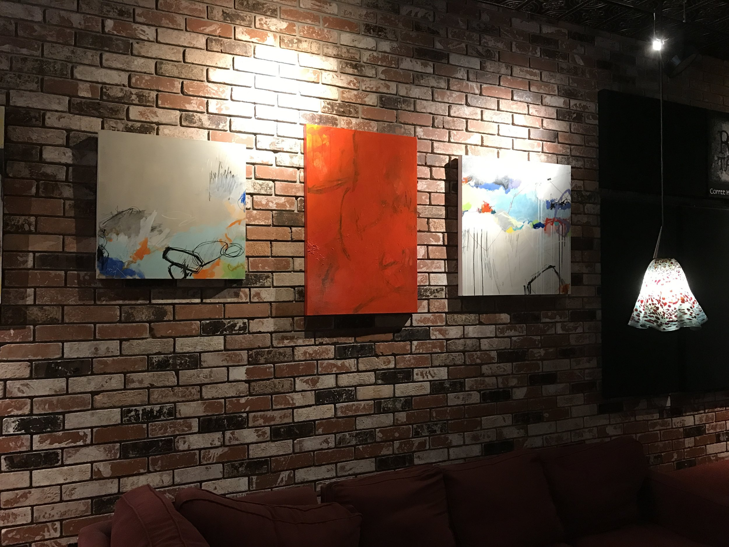 Solo Show at The Rellik (2017)