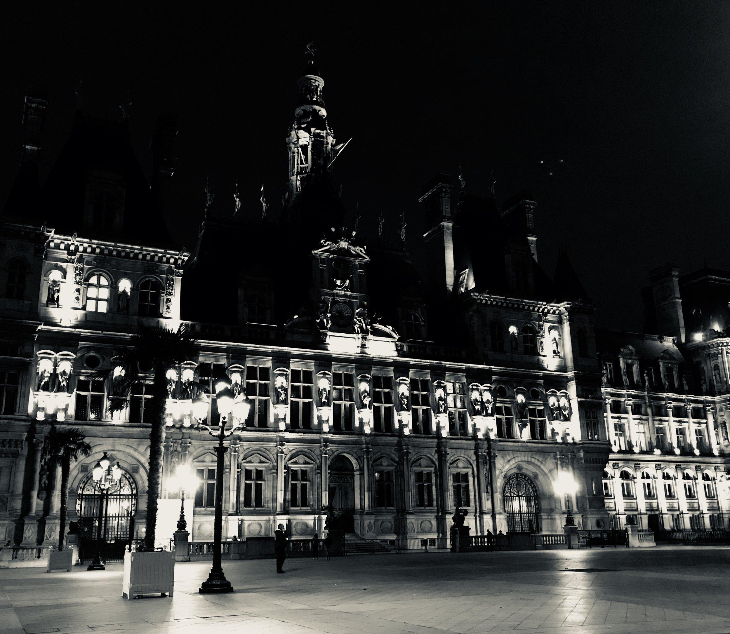 """""""The Palace"""" Paris, 2017"""
