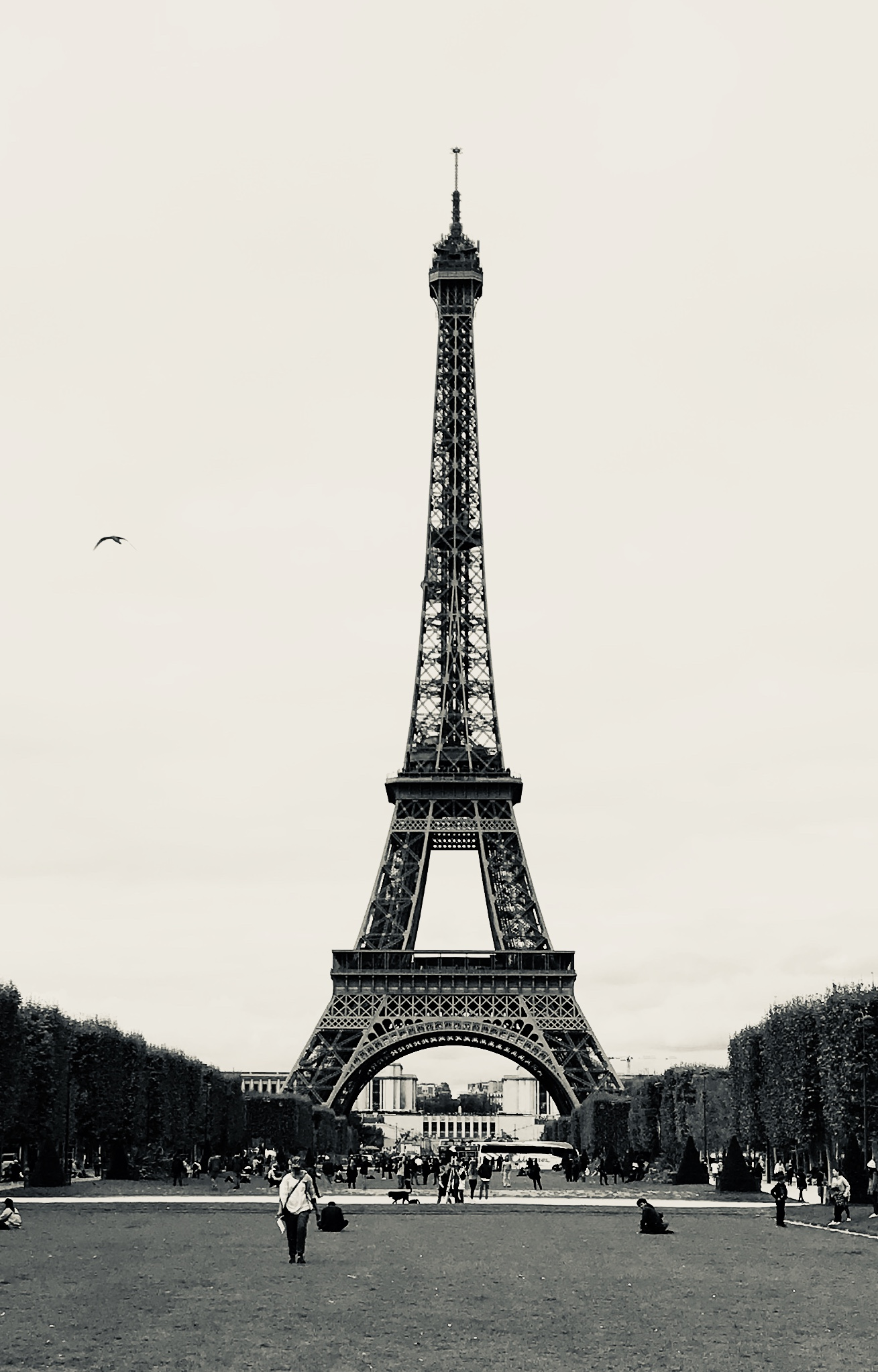 """Eiffel"" Paris, 2017"