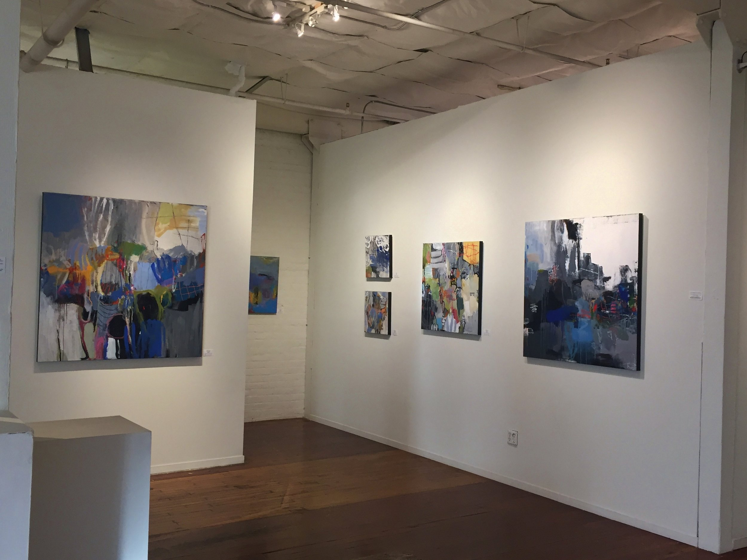 """""""Cities in Color"""" Arthous on R Solo Show (2019)"""