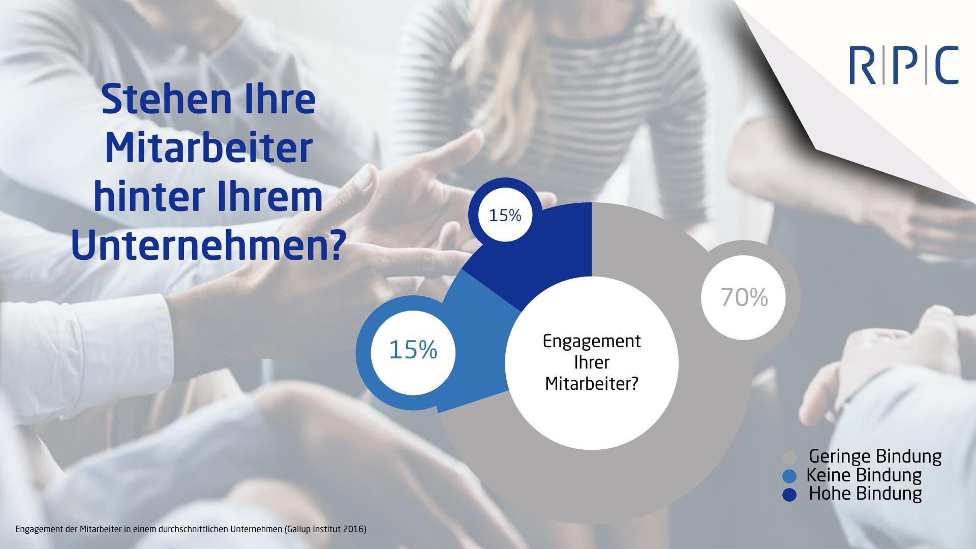 RPC Consulting GmbH Infografik Engagement