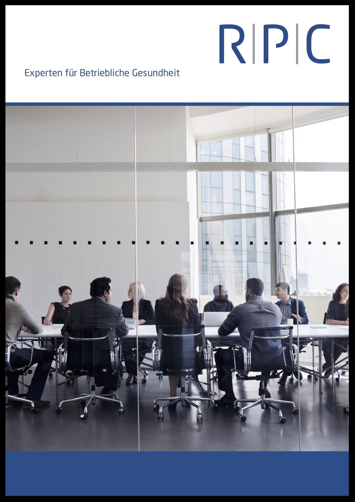RPC Consulting GmbH Unternehmensbroschüre
