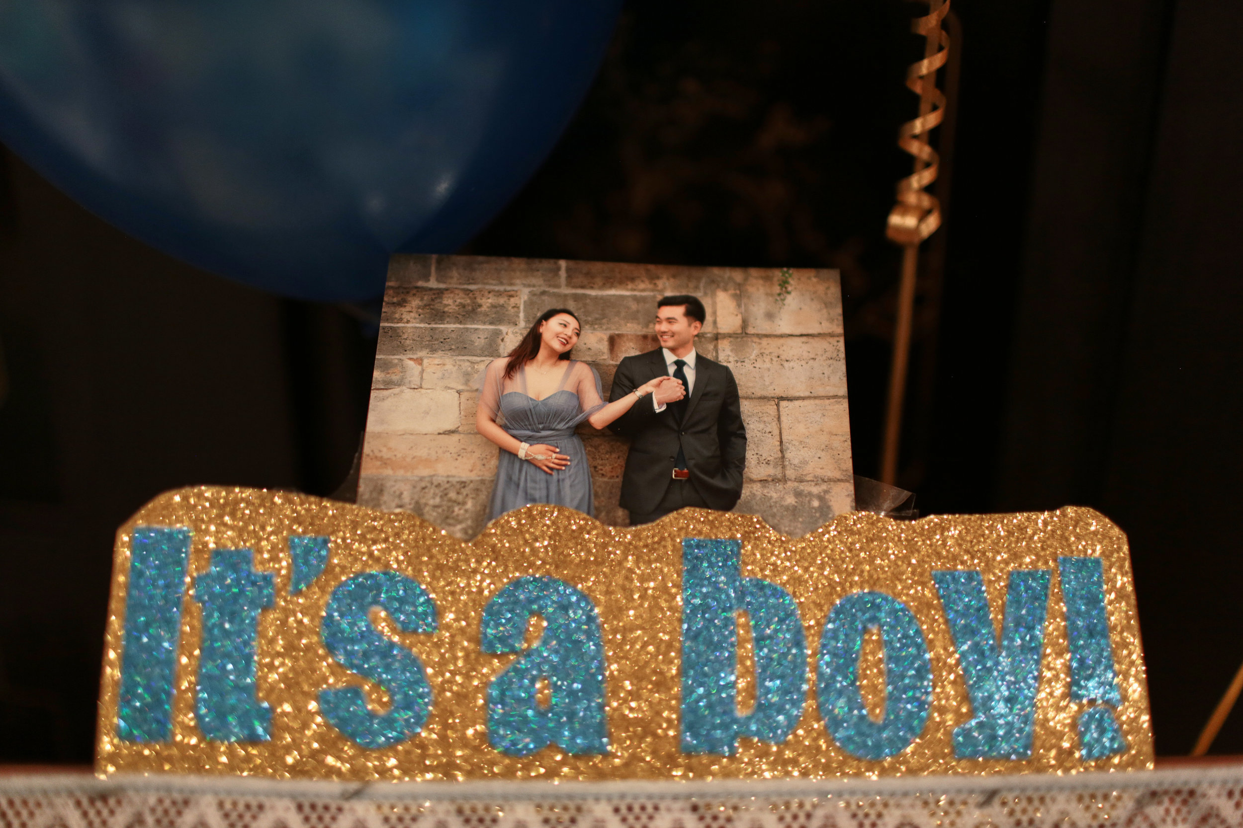 Northern Virginia Baby Shower Events Photography