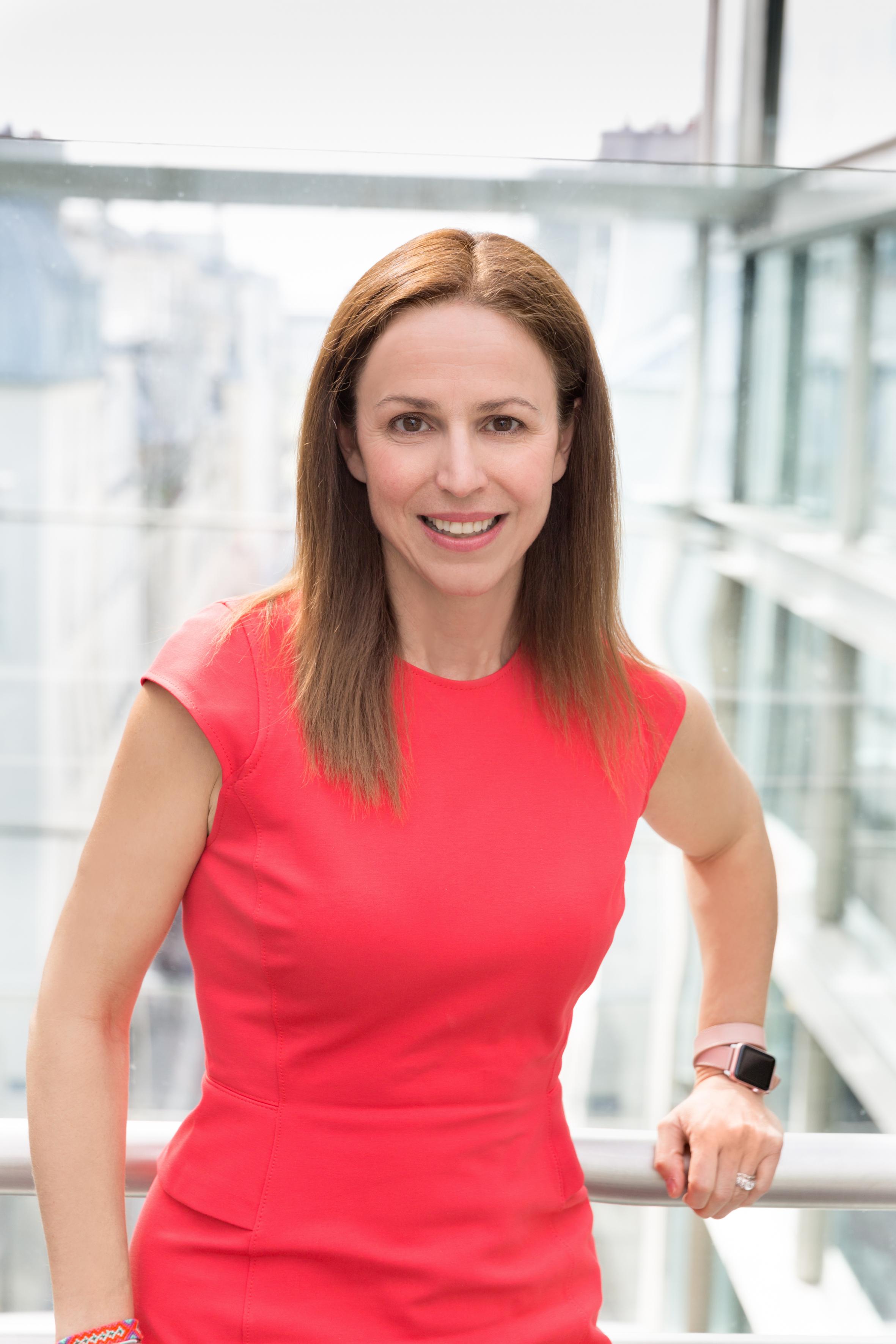 Constance Chalchat, Head of Change Management, BNP Paribas CIB