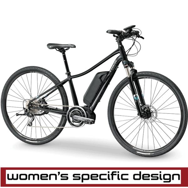 Women's e-bike