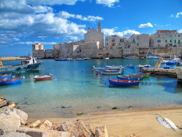 Register Now - Puglia Passion May 17 - 24, 2020