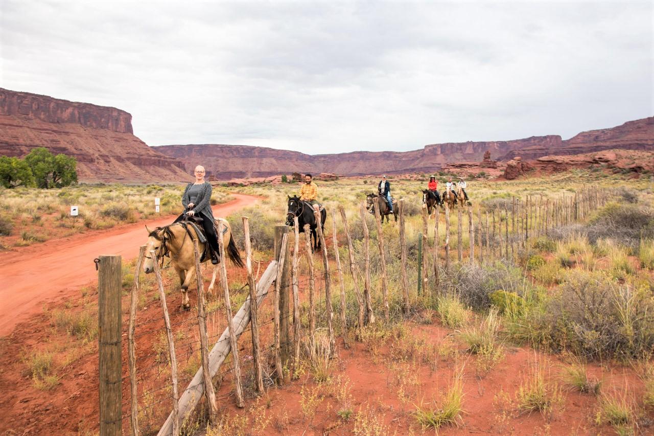 Terra Glamping Activites- Horseback Riding