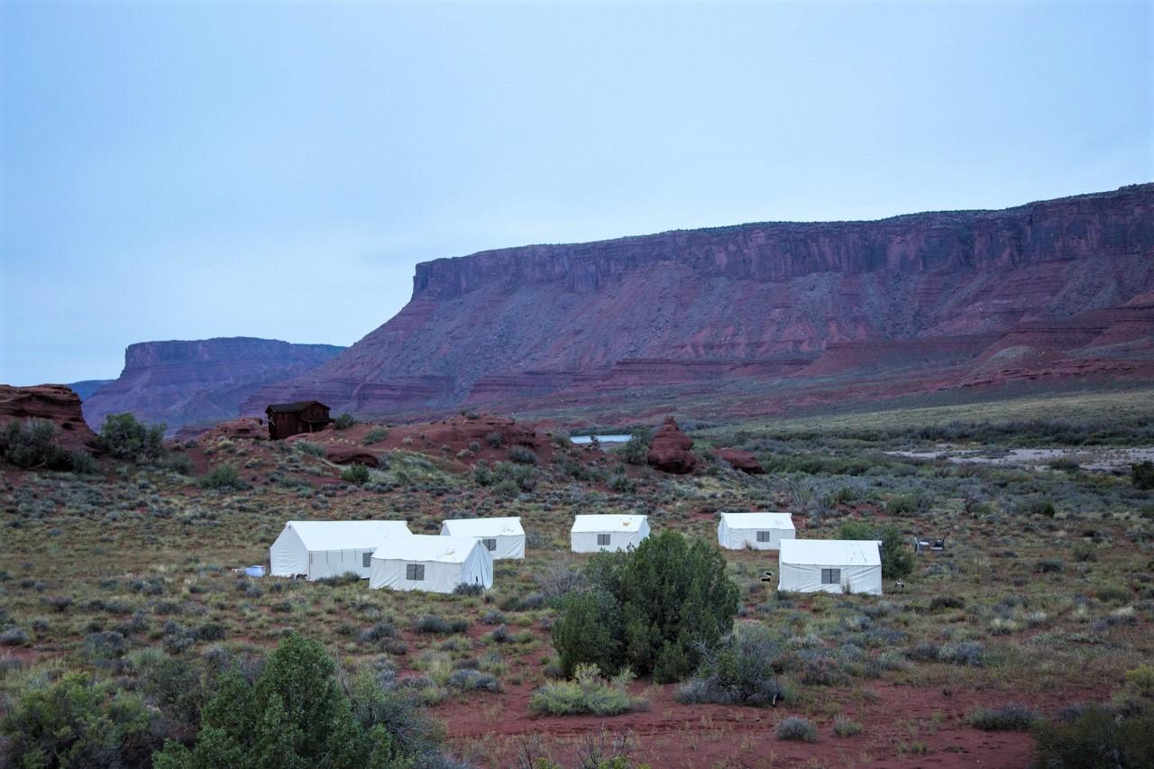 Terra Glamping Event in Moab, Utah