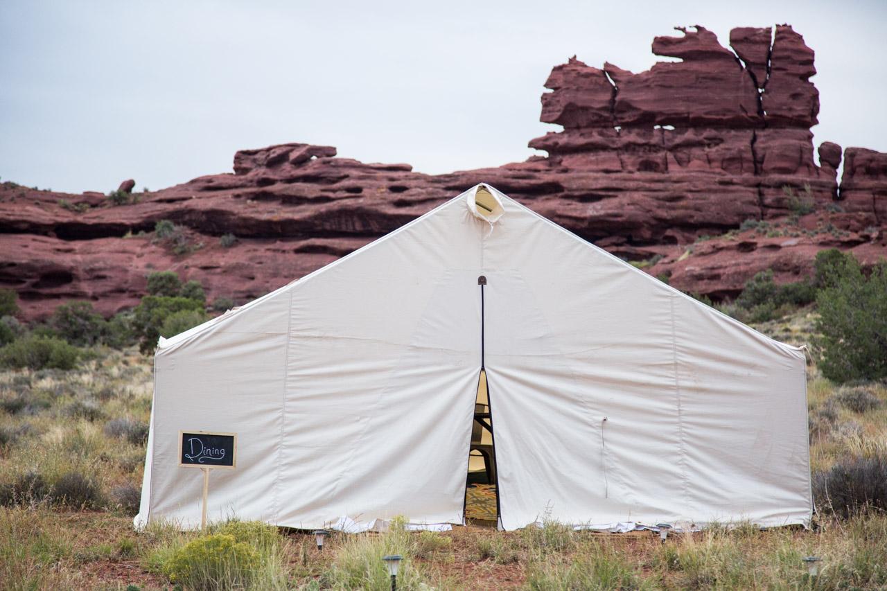 Terra Glamping in Moab, Utah