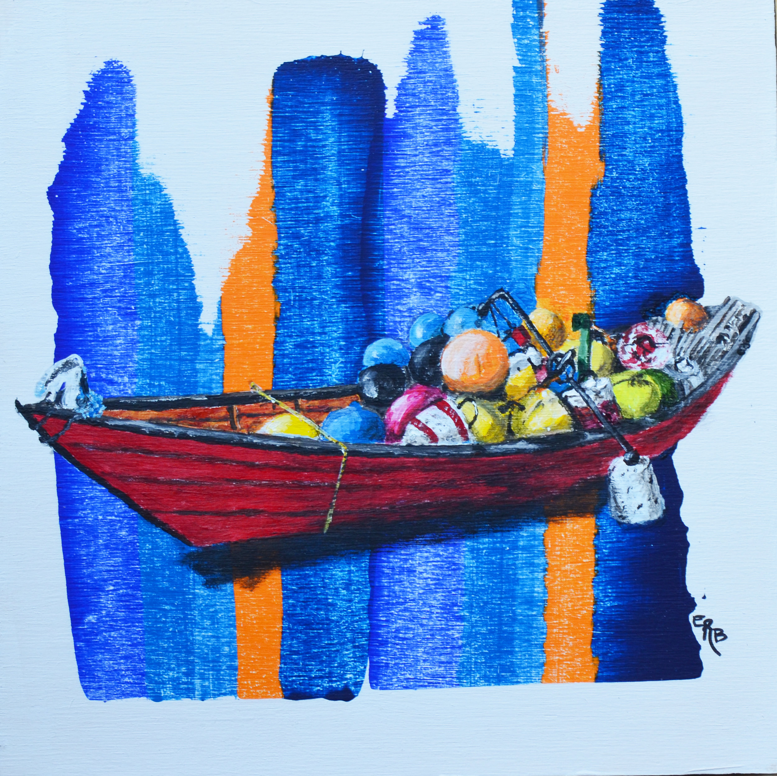 Buoy Boat (Point Prim)