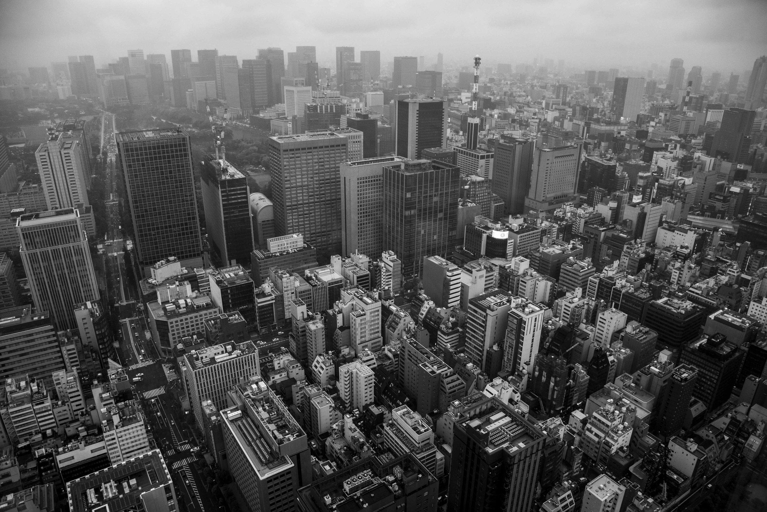 Sky High Tokyo