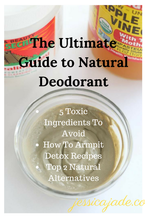 The Ultimate Guide to Natural Deodorant