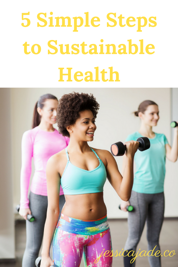5 Simple Steps to Sustainable Health