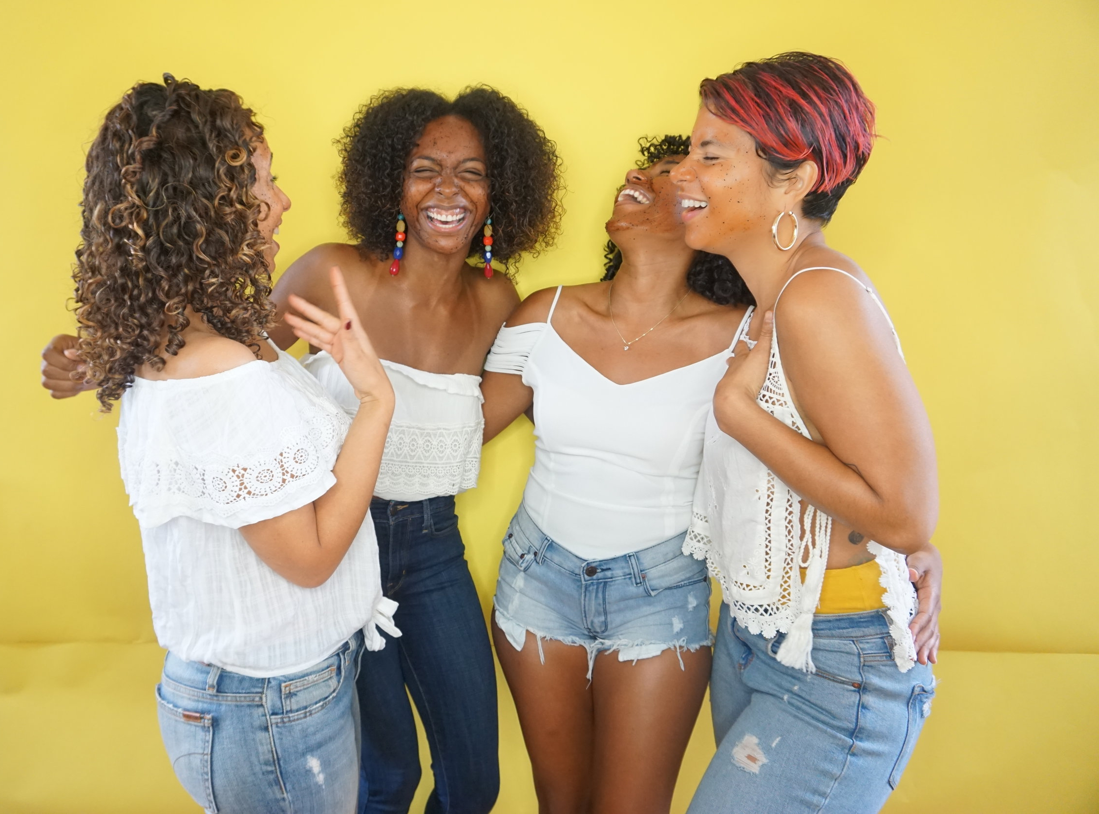 GIRL TALK  - STORIES ON WOMEN OF COLOR IN WELLNESS