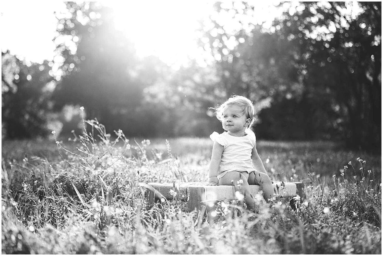 natural light family photographs in Austin