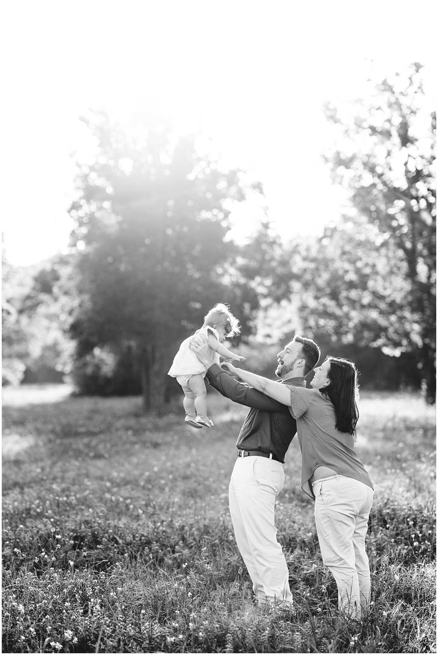 family portraits in natural light in austin
