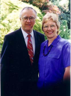 Larry and Vicki Sharp - Missionary Mobilization