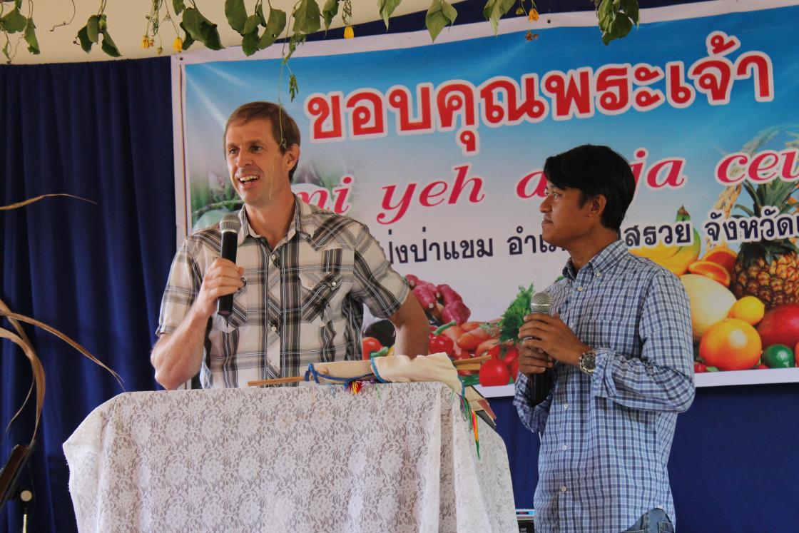 Ryan teaching - November 2014