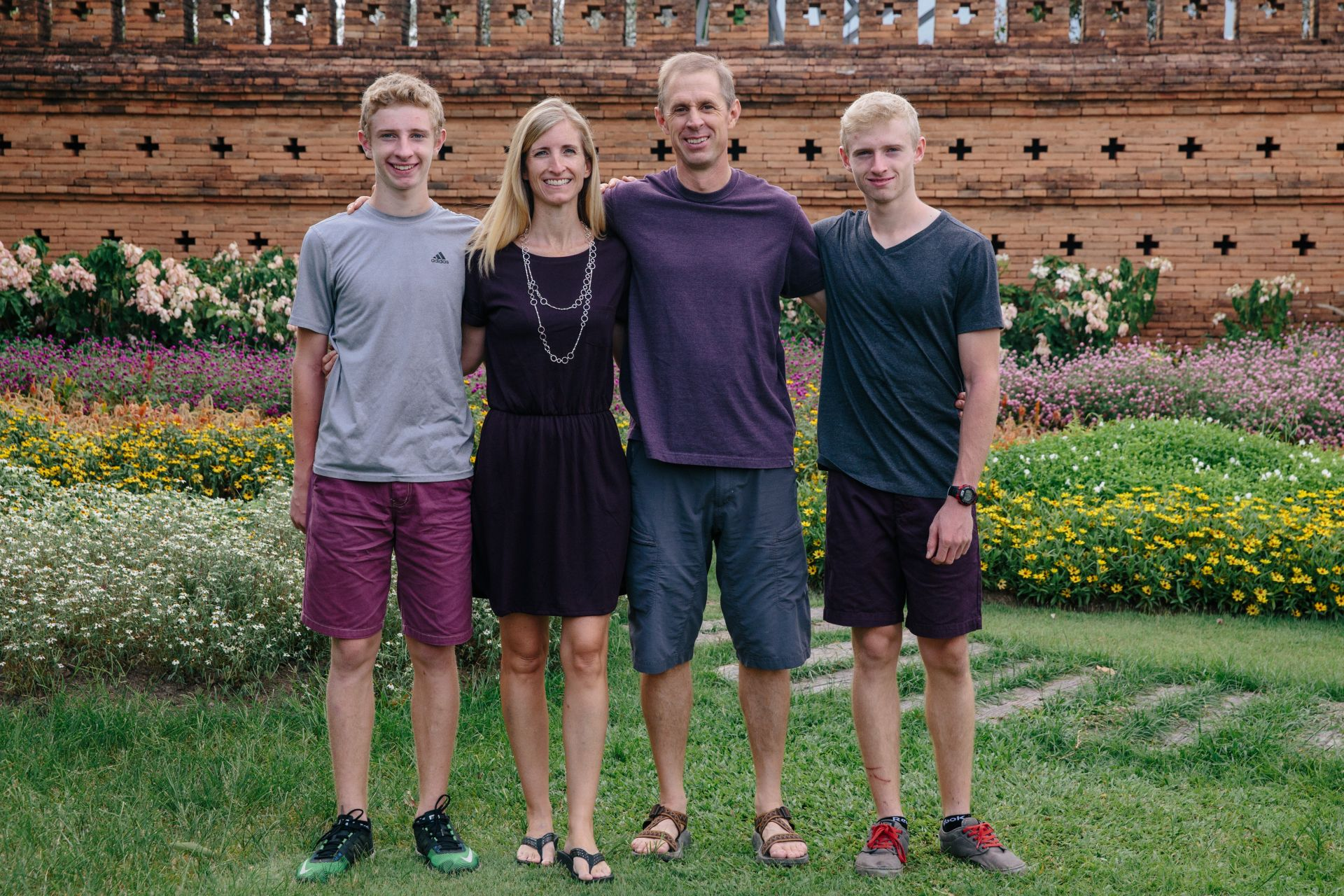Ryan, Rebecca, Tyler and caleb- fall 2016
