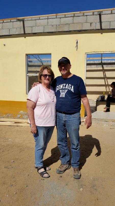 Dr. Don & Ilene Nagle - Guerrero Negro - February 2016