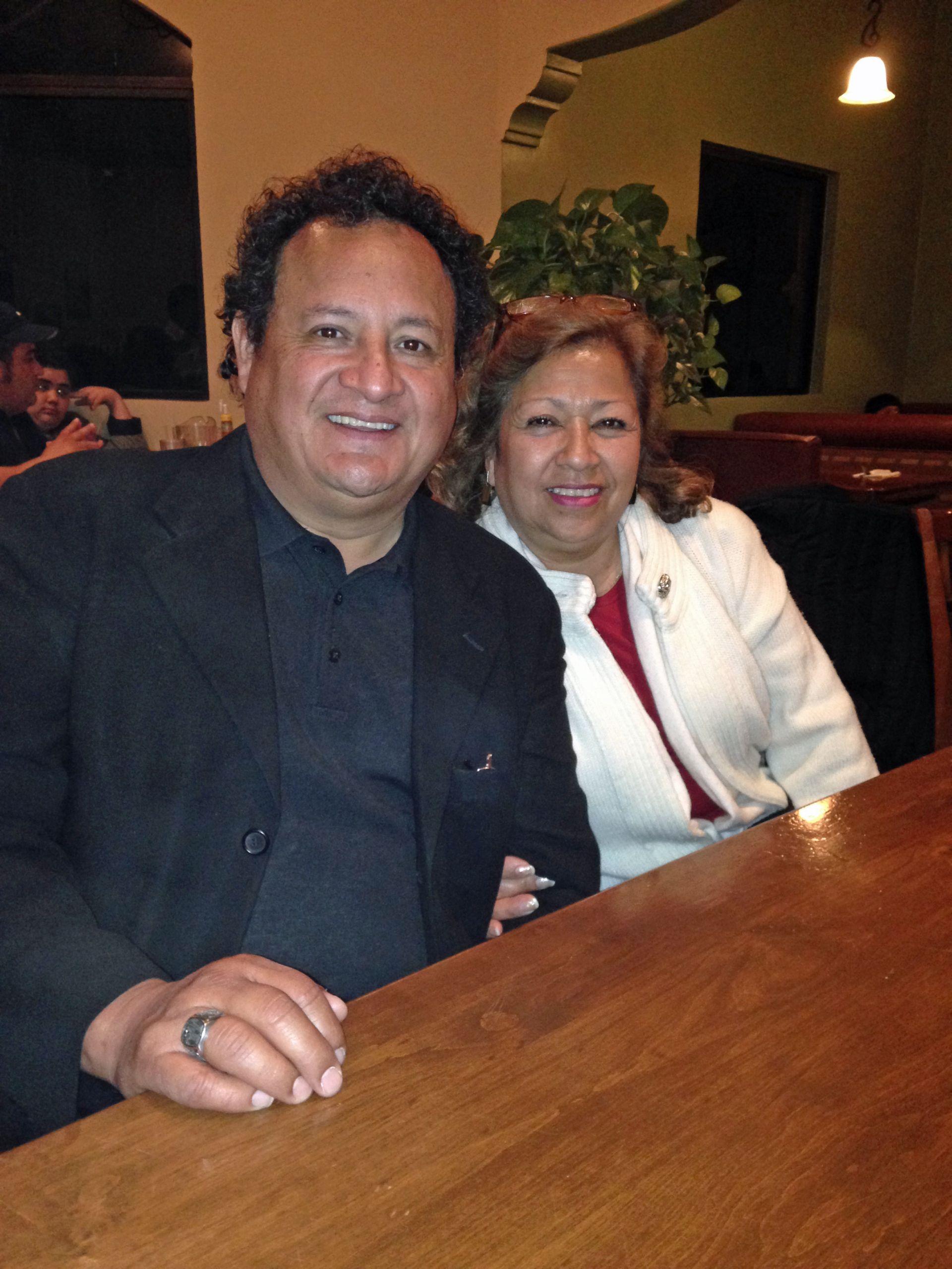 Pastor Moises & Tere - el Papalote