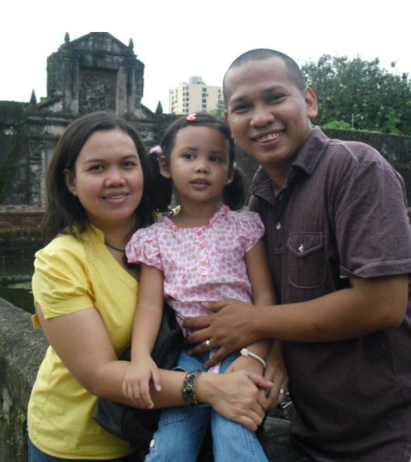 Erwin, Rita & Yana Quimboy - January 2012