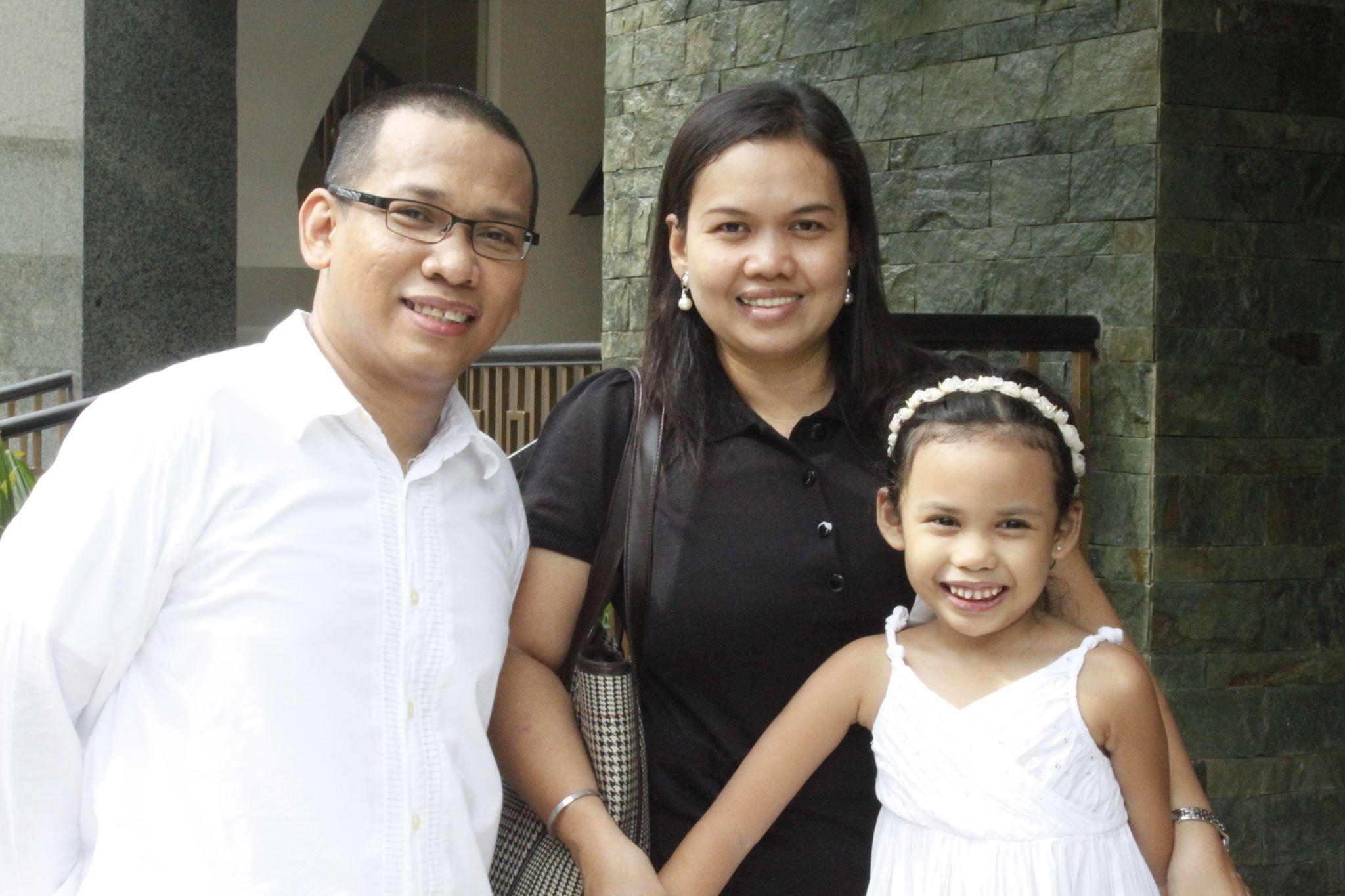 Erwin, Rita & Yana Quimboy - Jan 2014